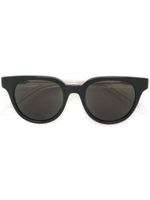 Солнцезащитные очки State Han Kjøbenhavn. Цвет: чёрный