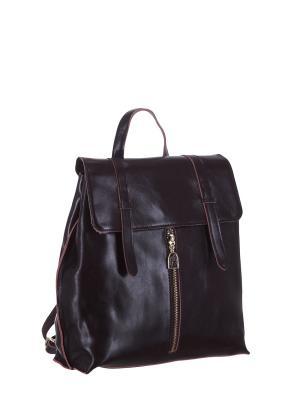 Рюкзак Princessa. Цвет: коричневый