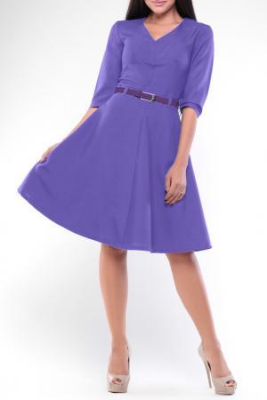 Платье REBECCA TATTI. Цвет: сиреневый