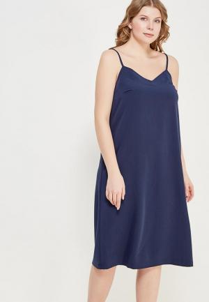 Платье МатильДа. Цвет: синий