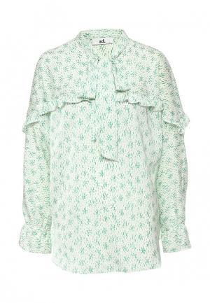 Блуза adL. Цвет: зеленый