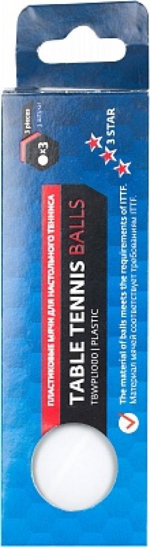 Мячи для настольного тенниса Torneo