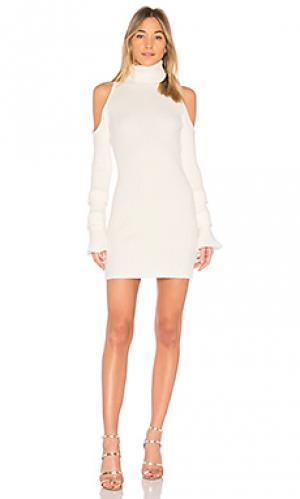 Платье свитер chaya AQ/AQ. Цвет: ivory