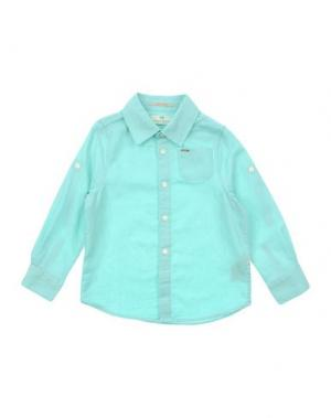 Pубашка SCOTCH & SHRUNK. Цвет: светло-зеленый
