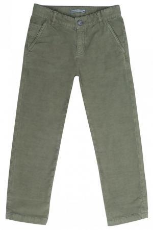 Зеленые брюки Darcy Bonpoint. Цвет: none