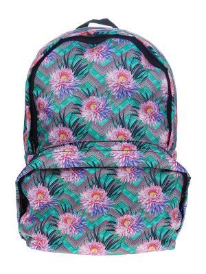 Рюкзак ПодЪполье. Цвет: зеленый, желтый, розовый, синий