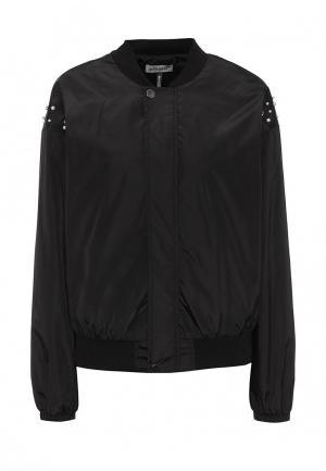 Куртка Miss by Valentina. Цвет: черный