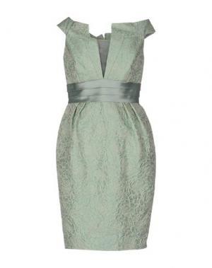 Короткое платье CAILAN'D. Цвет: светло-зеленый