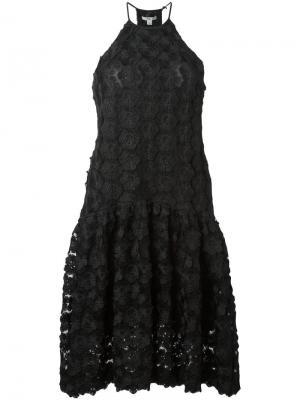 Платье Sinead Zac Posen. Цвет: чёрный