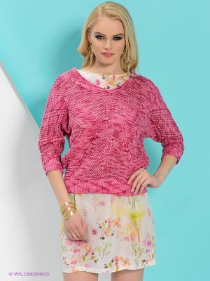 Пуловер PEPE JEANS LONDON. Цвет: розовый
