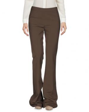 Повседневные брюки DIANE KRÜGER. Цвет: хаки