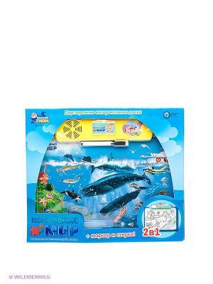 Обучающая игра Подводный мир VELD-CO. Цвет: синий