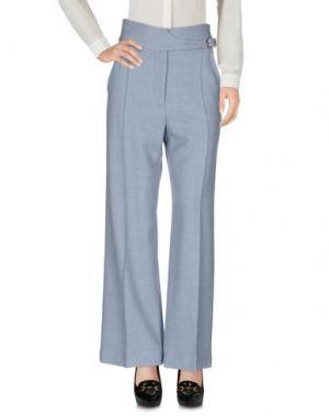 Повседневные брюки RACHEL COMEY. Цвет: небесно-голубой