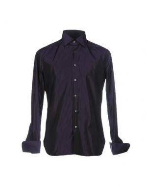 Pубашка INGRAM. Цвет: темно-фиолетовый