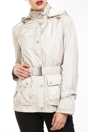 Куртка Fly Charter's. Цвет: бежевый