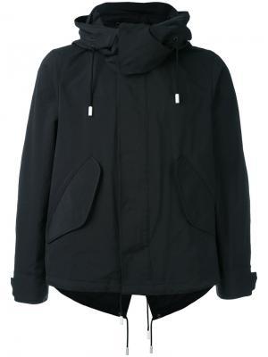 Легкая куртка The Reracs. Цвет: чёрный