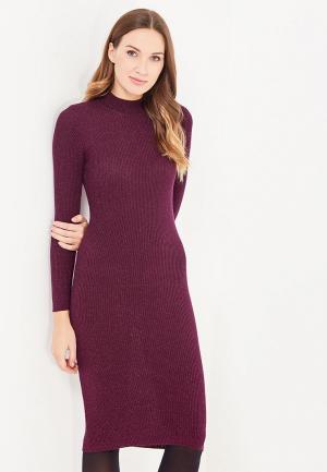 Платье Jacqueline de Yong. Цвет: фиолетовый