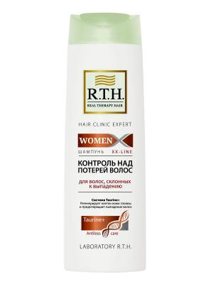 Шампунь R.T.H. WOMEN Контроль над потерей волос RTH. Цвет: белый