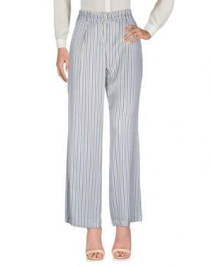 Повседневные брюки SONIA DE NISCO. Цвет: желтый