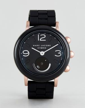 Marc Jacobs Черные смарт-часы Connected MJT1006. Цвет: черный