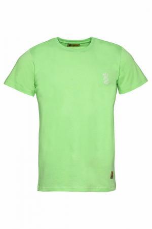 Футболка Z-Brand 111500469_ZBU001_LIGHT GREEN