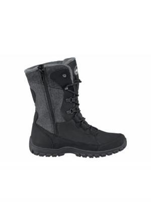 Сапоги Boot Elin POLARINO. Цвет: черный/серый
