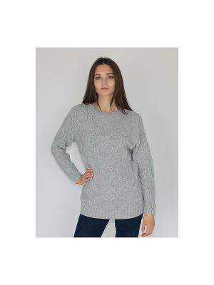 Джемпер Wooly's. Цвет: серый