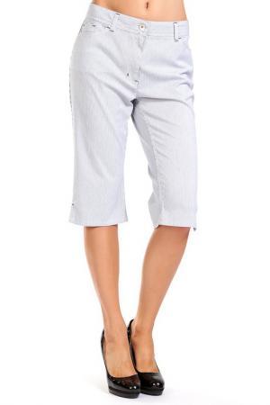 Bermuda shorts PPEP. Цвет: light blue