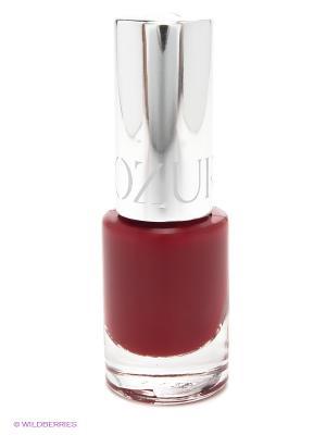 Лак для ногтей Гламур, тон 36 YLLOZURE. Цвет: темно-красный