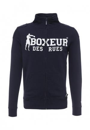 Олимпийка Boxeur Des Rues. Цвет: синий