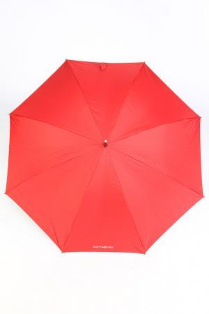 Зонт Samsonite. Цвет: красный