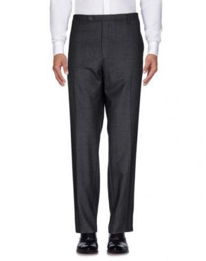 Повседневные брюки ROTASPORT. Цвет: стальной серый