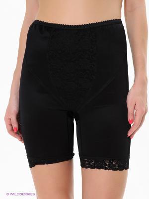 Панталоны ФЭСТ. Цвет: черный