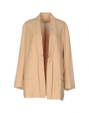 Легкое пальто INTROPIA. Цвет: бежевый