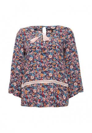 Блуза Baon. Цвет: разноцветный