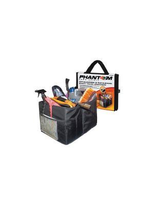 Органайзер в багажник Phantom PH5902. Цвет: черный