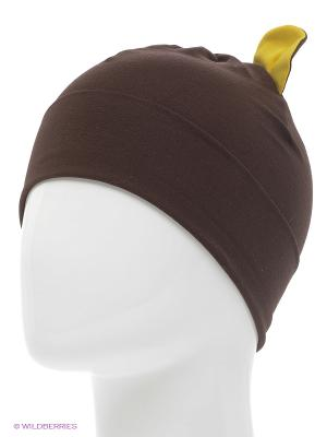 Шапочки с ушками МИШКА ВИННИ Yuumi. Цвет: коричневый
