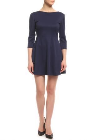 Платье Rocawear. Цвет: синий