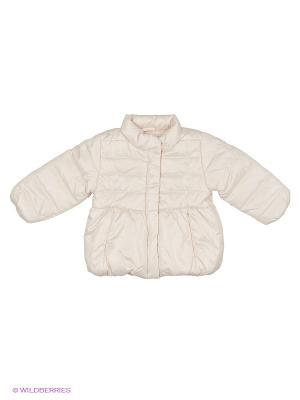 Куртка MANAI. Цвет: кремовый