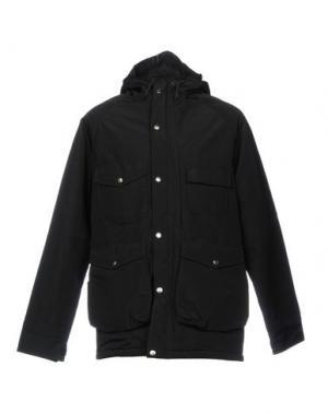 Куртка BATTENWEAR. Цвет: черный