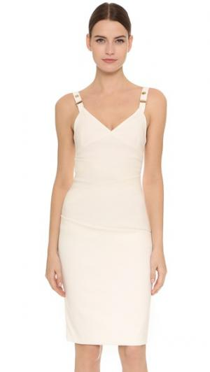 Платье Audra Preen By Thornton Bregazzi. Цвет: белый