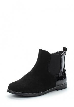 Ботинки Primigi. Цвет: черный