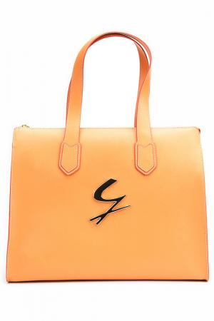 Handbag Gattinoni. Цвет: pesca