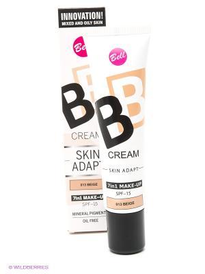 Флюид для создания идеально ровного и совершенного макияжа BB 7in1, тон 13 Bell. Цвет: бежевый