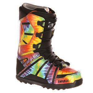 Ботинки для сноуборда  Z Lashed Ft Assorted Thirty Two. Цвет: мультиколор,черный