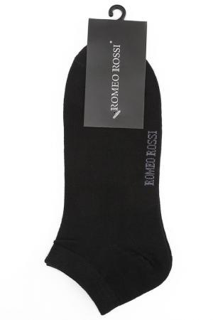 Носки ROMEO ROSSI. Цвет: черный