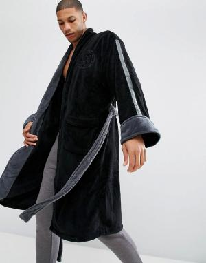 Robes Халат Star Wars Darth Vadar. Цвет: черный