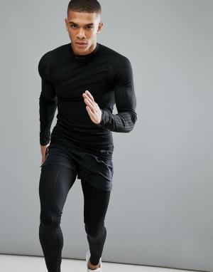 Craft Черный лонгслив Sportswear Active Extreme 2.0 1904495-9999. Цвет: черный