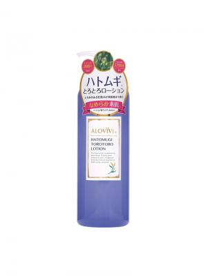 Лосьон-гель с экстрактом бусенника Alovivi 500 мл Tokyo Aloe. Цвет: голубой