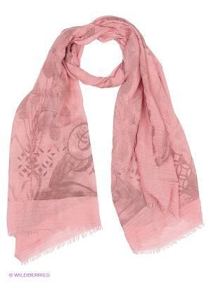 Платок Stilla s.r.l.. Цвет: бледно-розовый